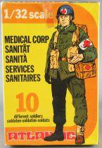 Atlantic 1/32 WW2 2110 Service Sanitaire Neuf Boite 1