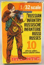 Atlantic 1:32 WW2 2111 Russian Infantry Mint in Box