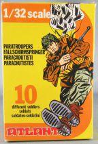 Atlantic 1/32 WW2 2112 Parachutistes Neuf Boite