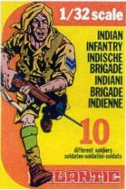 Atlantic 1:32 WW2 2115 Indian Brigades