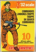 Atlantic 1/32 WW2 2116 Commandos Anglais Neuf Boite 1