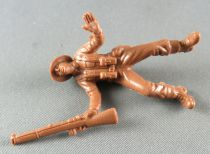 Atlantic 1:32 WW2 93 British Royal Fusiliers Crawling with Rifle