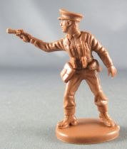 Atlantic 1:32 WW2 93 British Royal Fusiliers Officer with Pistol