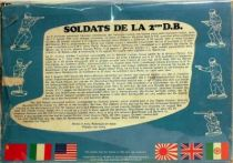 Atlantic 1:32 WW2 97 French 2sd D.B.