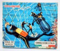 Atlantic 1:72 10006 Italians Scuba