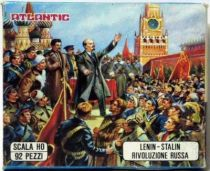 Atlantic 1:72 10009 Lenine the Russian Revolution