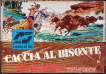 Atlantic 1:72 1001  The Buffalos Hunt Mint in box