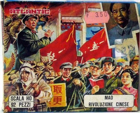 Atlantic 1:72 10010 Mao the Chinese Revolution