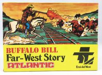 Atlantic 1:72 1002 Buffalo Bill (Mint in Box)