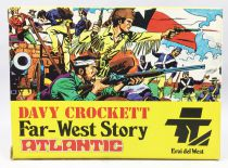 Atlantic 1:72 1005 Davy Crockett (Mint in Box)