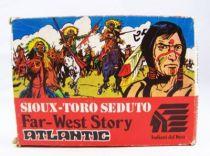 Atlantic 1:72 1009 Sioux Sitting Bull Mint in box