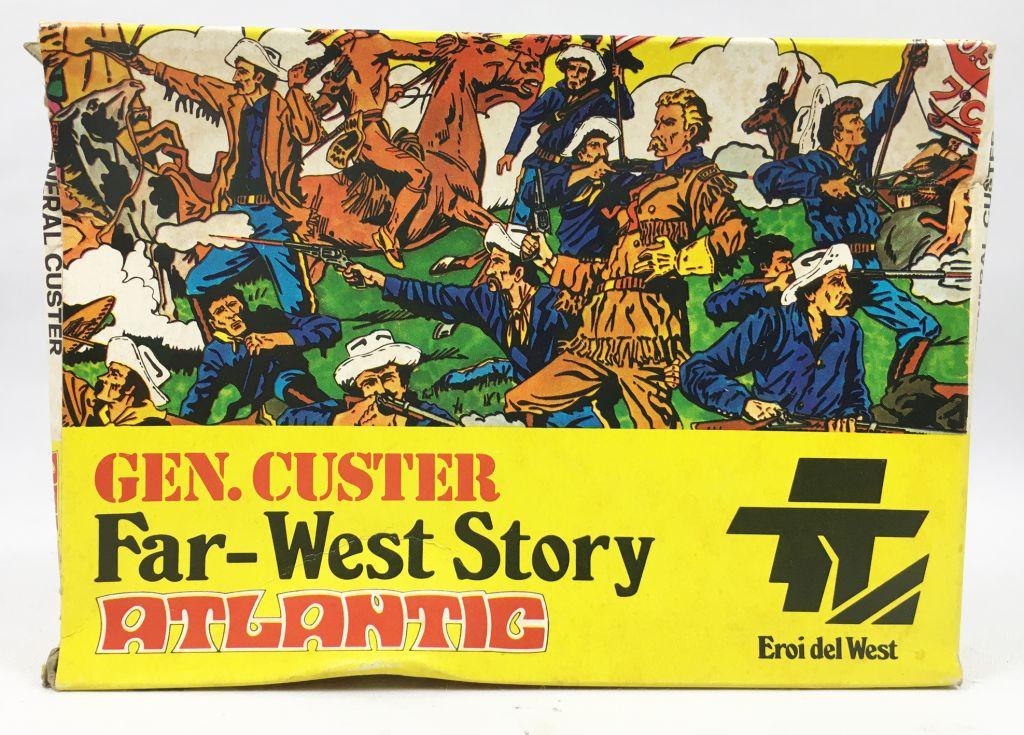 Atlantic 1:72 1011 General Custer (Mint in Box)