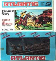 Atlantic 1:72 1061  The Buffalos Hunt Mint in box