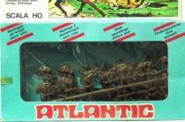 Atlantic 1:72 1061  The Buffalos Hunt Mint in box
