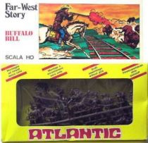Atlantic 1:72 1062 Buffalo Bill Mint in Box