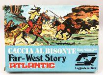 Atlantic 1:72 1101  The Buffalos Hunt Mint in box