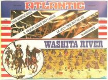 Atlantic 1:72 1457 Washita River Mint in box