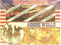 Atlantic 1:72 1458 Adobe Wells Mint in box