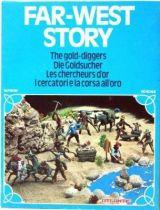 Atlantic 1:72 1502 Gold Diggers loose with box