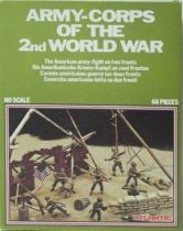 Atlantic 1:72 1573 The American Army ; Fight on two fronts