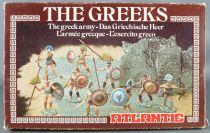 Atlantic 1:72 1805 The Greek Army Infantry 16 Pieces with Box