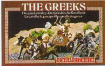 Atlantic 1:72 1806 Greek Cavalry Chariots