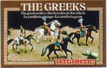 Atlantic 1:72 1807 Greek Cavalry Mounted Troopers