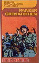 Atlantic 1:72 4051 German Panzer Grenadier Mint in Box