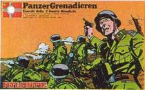 Atlantic 1:72 51 German Panzer Grenadier Mint in Box