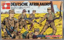 Atlantic 1:72 58 Deutsche Afrikakorp Mint in Box