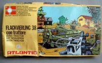 Atlantic 1:72 611 Flackvierling 38 & tractor Mint in Box