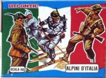 Atlantic 1:72 9002 Italians Moutains Troops
