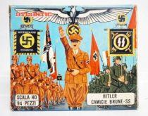 Atlantic 72eme 10008 Hitler & les Chemises Brunes - SS