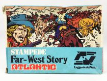 Atlantic 72eme 1013 Stampede (neuf en boite)
