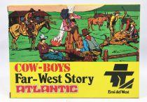 Atlantic 72eme 1015 Cow-Boys (neuf en boite)