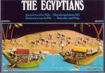 Atlantic 72eme 1505 Egyptians Boats on the Nile