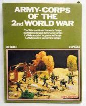 Atlantic 72eme 1563 La Wehrmacht et la guerre en Europe
