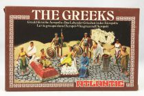 Atlantic 72eme 1804 La vie grecque à l\'Acropole (neuf en boite)