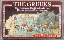 Atlantic 72eme 1805 L\'armée Grecque 16 Pièces en Boite