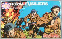 Atlantic 72eme 53 Royal Fusilliers 100 Pièces boite