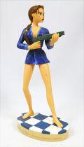 Atlas - Tomb Raider - 5\\\'\\\' statue - Lara Croft - The Dagger of Xian, Home Sweet Home