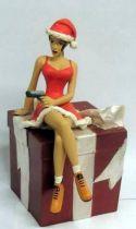 Atlas - Tomb Raider - 5\'\' statue - Lara Croft - Tomb Raider, Christmas Special