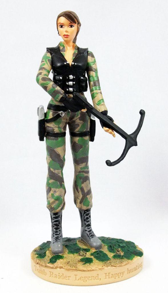 Atlas - Tomb Raider - 5\'\' statue - Lara Croft - Tomb Raider Legend, Happy Hunting
