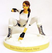 Atlas - Tomb Raider - 5\'\' statue - Lara Croft - Tomb Raider Legend, Nepal