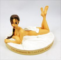 Atlas - Tomb Raider - Statue 15cm  - Lara Croft - La Dague de Xian, Manoir de Surrey