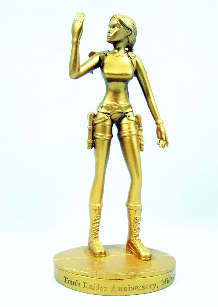 Atlas - Tomb Raider - Statue 15cm  - Lara Croft - Tomb Raider Anniversary, Midas
