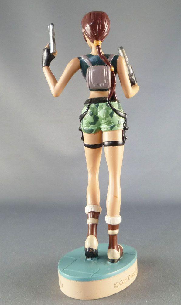 Atlas - Tomb Raider - Statue 15cm  - Lara Croft L\'ange des ténèbres, Strahov Complex