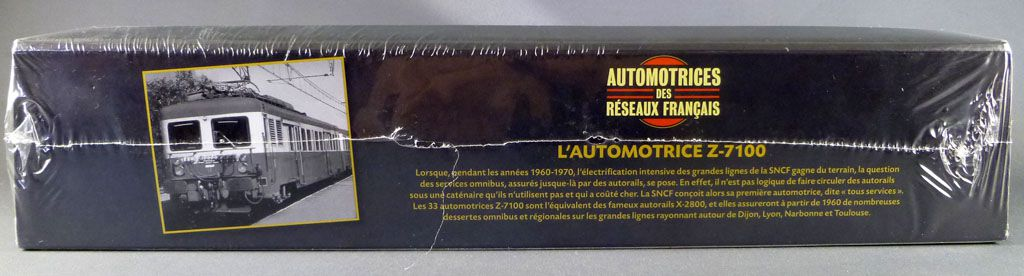 Atlas Ho Sncf Automotrice Z-7100 1960 Motorisable Neuve Boite