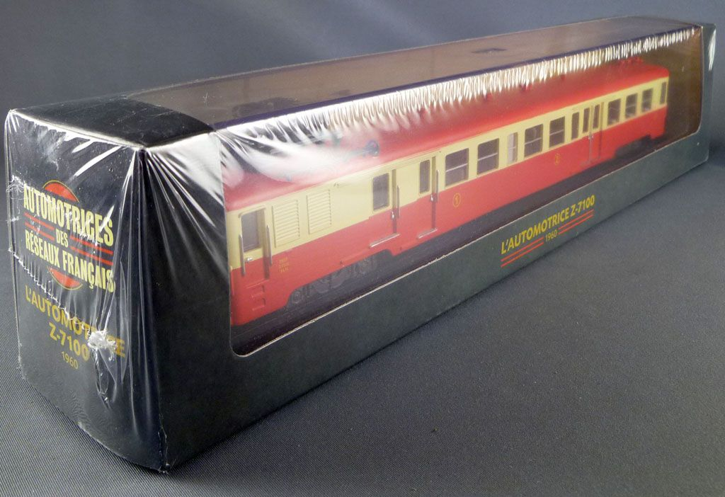 Atlas Ho Sncf Electric Automotrice 1960 Motorisable Mint in box