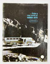 Aurora Catalogue professionnel (1969) 48 pages